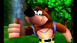 Banjo-Kazooie - Intro - HD