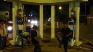 Best Harlem shake at Husares de Junin// Trujillo//