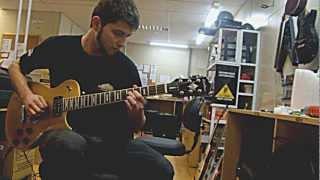 Orion - Metallica Cover (By Daniel Franco)