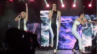 SEREBRO - Не Время [Live, Big Love Show 2011]