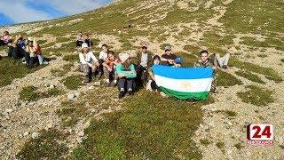 Юные туристы из Нефтекамска заняли 2-е место на Всероссийском слете