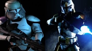 Who was the Harshest Clone Commander of the Clone Wars? - Clone Character Profiles #1