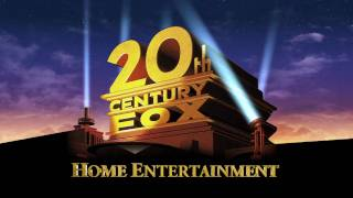20th Century Fox Blu-ray Logo HD 1280 x 720p
