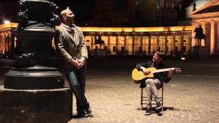 'E Mast' ro Scrocc' - 'A Campagnola (Gigione cover) live @ Piazza del Plebiscito (Napoli)