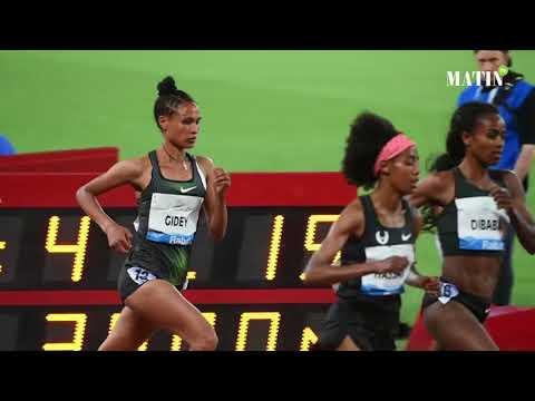 Les moments culminants de l'édition 2018 du Meeting international Mohammed VI d'athlétisme