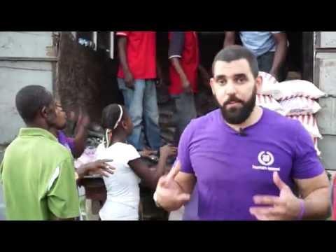 Haiti Emergency Distribution