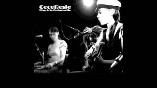 Cocorosie - Candy Land (Live @ La Guinguette Pirate)