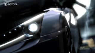Gran Turismo 5 Trailer: Toyota FT-86 G Sports Concept