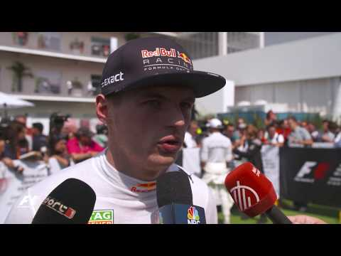 2017 Mexico Grand Prix: Qualifying Reaction