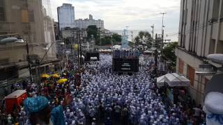 Filhos de Gandhy 4°Parte, Carnaval de Salvador 2017.