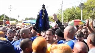 Cabimas despide al Santo Negro
