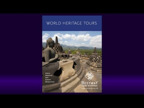 World Heritage Tours 2017