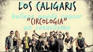 Mejilla Izquierda-Los Caligaris-Letra