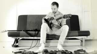 """Soundscape #10 """"Falling to Fall"""" (ambient guitar)"""