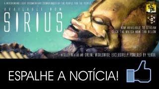 Trailer do documentário 'Sirius'. Legenda PT-BR