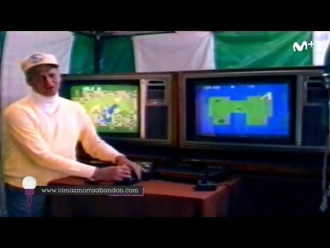 La Mazmorra Abandon y Movistar Golf presentan: Historia de los Videojuegos de Golf [Capítulo 1]