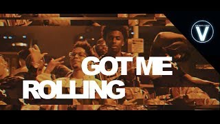 "Del Boogie x Wethepartysean - ""Got me Rolling"" 