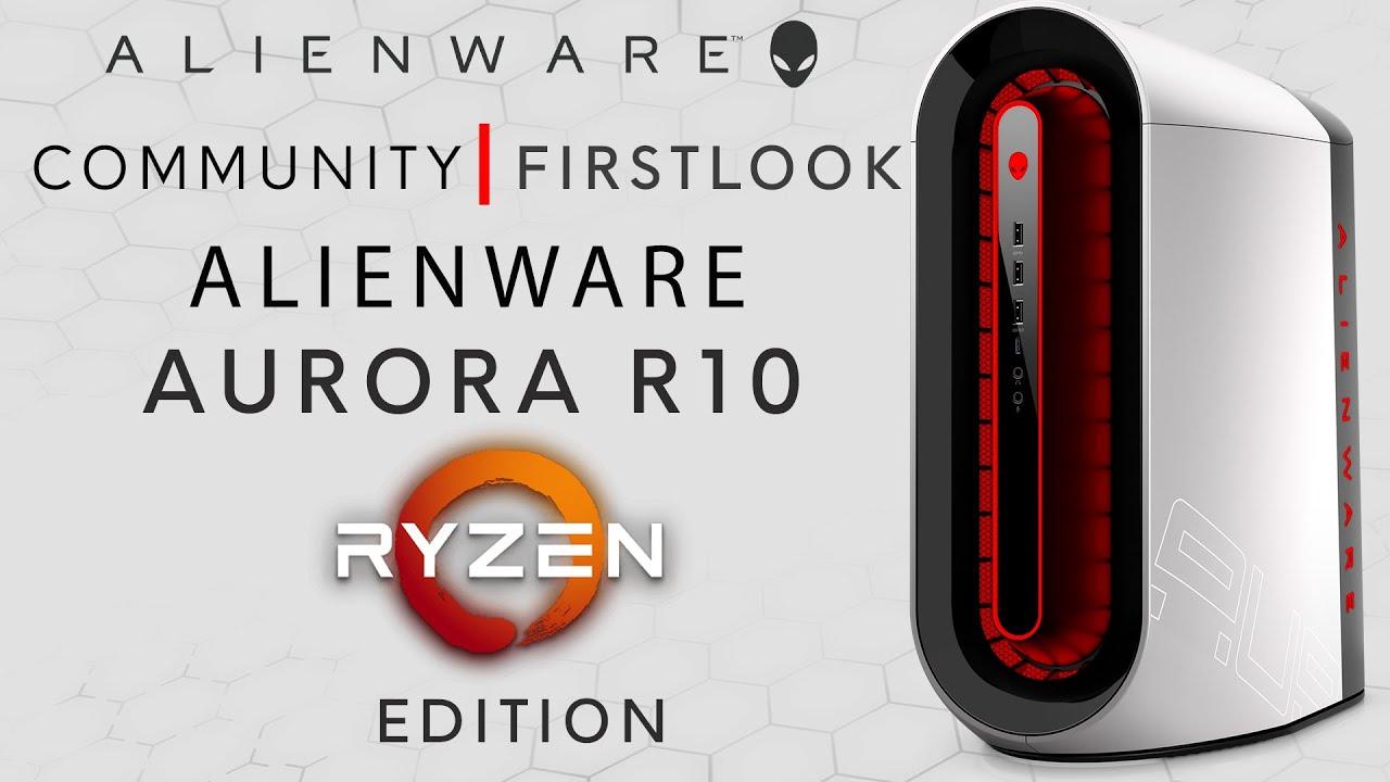 Alienware - NEW Alienware Aurora R10 (2021) | Community First Look