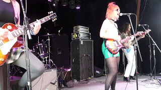 Bleached - Electric Chair (SXSW 2016) HD