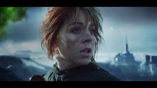 Dragon Age Inquisition - Behind The Scenes - Lindsey Stirling