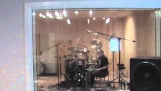 ANUBIS GATE recording the HORIZONS album