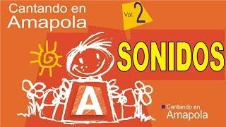 SONIDOS - Con  Letra - CANCIONES INFANTILES