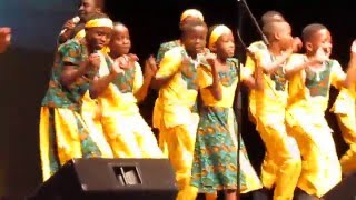 Daraja Children's Choir of Africa At 9FORTY Worship