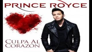 Prince Royce - Culpa Al Corazón (VideoLetra)|HD|2015