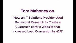 IoT & Lead Conversion