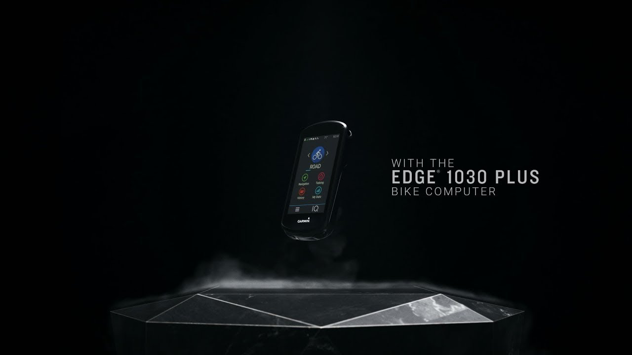 Garmin Edge 1030 Plus: Explore the World and Your Limits