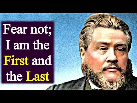 The Christ of Patmos - Charles Spurgeon Sermon