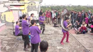 Huracan Season. Franky Groove