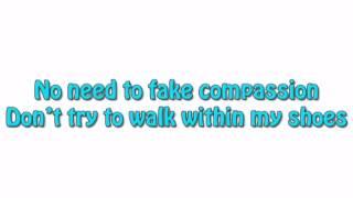 I've learned to walk alone - Joana Zimmer (lyrics)