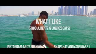 Mist x Mostack X Jhus Type Beat - What I Like- UK Rap Instrumental - Prod. By AJBeatz & LowkzBeats