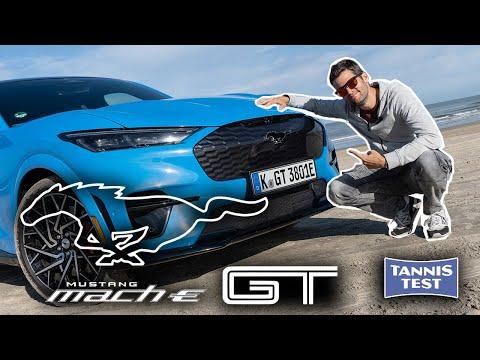Mustang, amikor elektromos? – Ford Mustang Mach-E GT bemutató