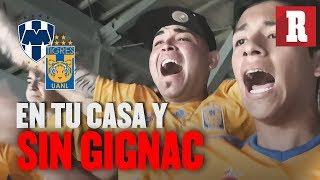 Color Monterrey vs Tigres (1-1) | Empate felino AGÓNICO | RÉCORD