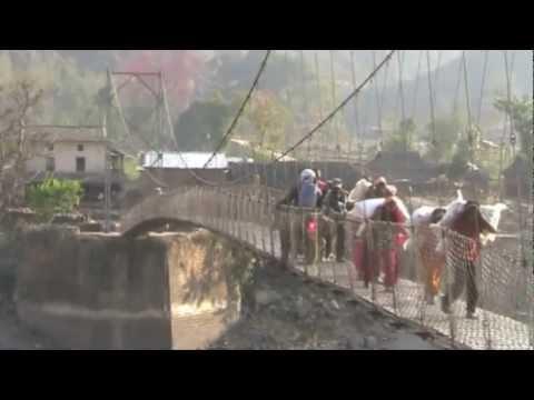 Nepal-Extrem Teil 1 www.motorbike-tour.com by stephan thiemann