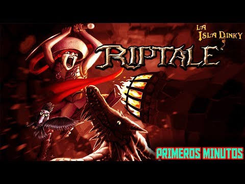 Riptale - Primeros Minutos - 2017 - Super God  - Gameplay