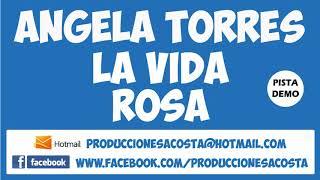 Angela Torres - La Vida Rosa Pista Karaoke