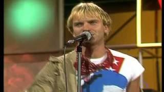 Police - De dododo de dadada 1981