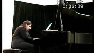 Schubert fantasy in f minor (4 Hands) Barone-Finarovsky Duo part 2 of 3