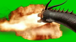 Dragon green screen effects. A MUST WATCH effect that will blow your mind. Fire throwing Dragon.