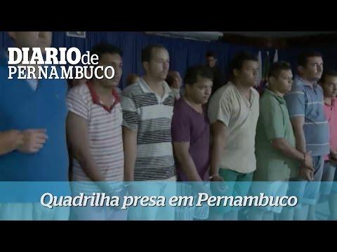 Quadrilha � presa em Pernambuco por golpes na internet