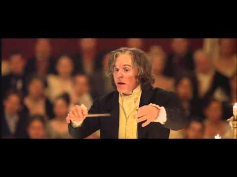 貝多芬未緣 電影片段 第九交響曲《合唱》歡樂頌 Copying Beethoven