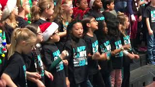 Jingle Bell Rock Around the Clock Medley - Children Christmas song