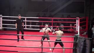 Róbert Delič (SK) vs Yuriy Lepskiy (UA) MMA 63kg