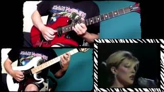 Blondie Call Me (Metal Cover, Mashup, Remix, Arrangement)