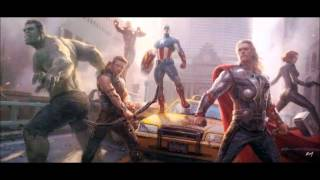 Avengers Theme song - Extended Version AMAZING Quality!!!