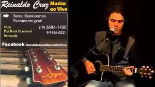 Reinaldo Cruz - Ao Vivo - Cover - Oceano