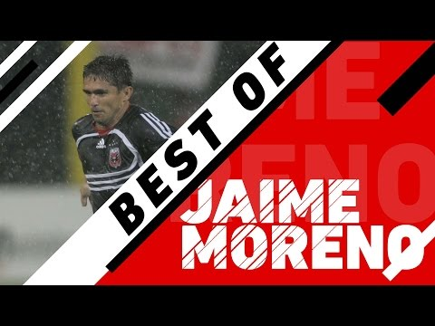 Jaime Moreno | Best Goals, Highlights in MLS